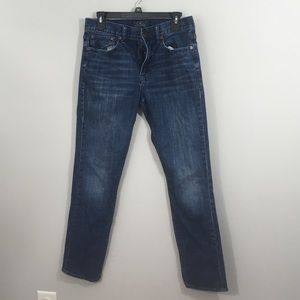 Mens Lucky Jeans 31x32 Slim Fit